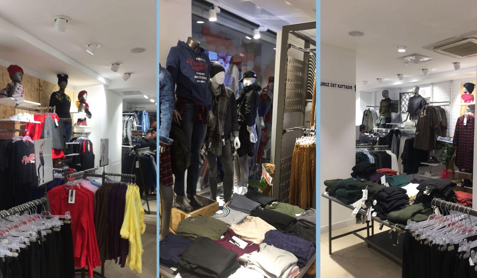 genç-giyim-mağazası-açmak Giyim mağazası açmak karlı mı?