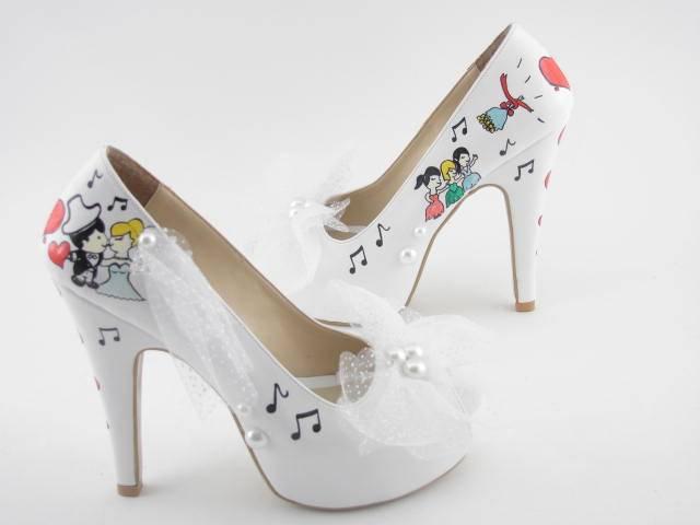 gelinlik-ayakkabısı-ek-iş Bayanlara evde yapabilecekleri ek iş önerileri