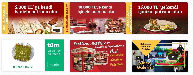 Hacıalioğlu çiğ köfte bayilik şartları