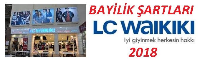 LCW Bayilik şartları | LCW Bayilik veriyor mu