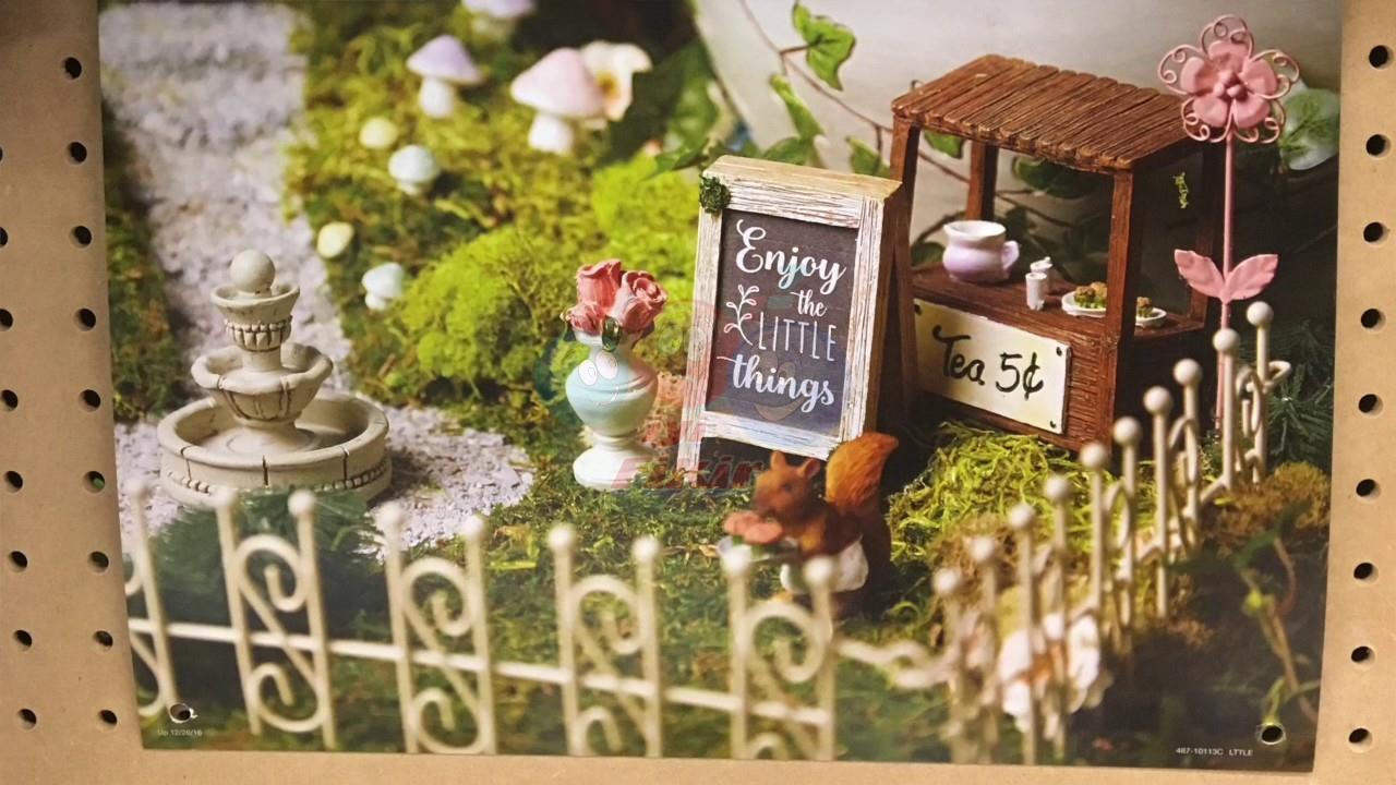 Evde teraryum (minyatür bahçe) yapıp satmak