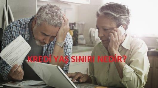 65 yaş üstü kredi veren bankalar