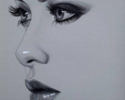 Karakalem Çizimi Sadeceon'da